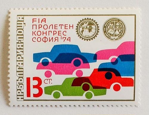 車 / ブルガリア 1974