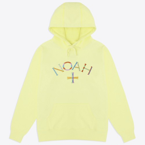 Color Embroidered Core Logo Lightweight Hoodie(Luminary)