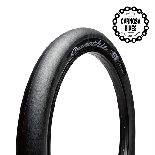 【GT Bicycles】SMOOTHIE TIRE [スムージータイヤ] 26×2.5″