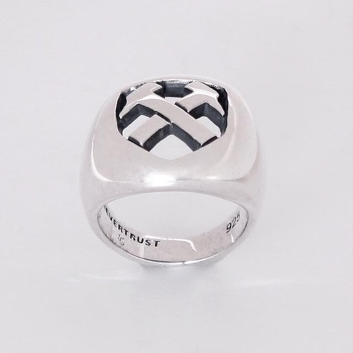 Hammers Silver Ring