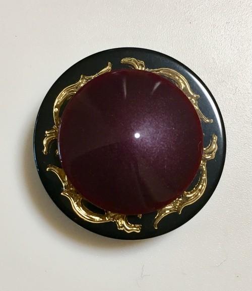 #233 赤紫×ゴールド