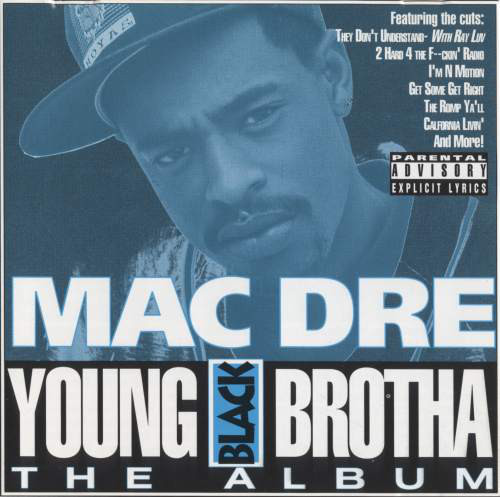 Mac Dre - Young Black Brotha
