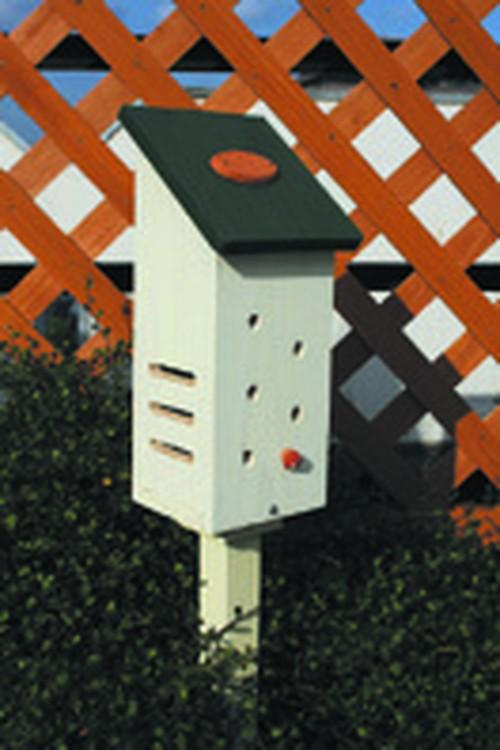 LB-W1型てんとう虫の家(片屋根)