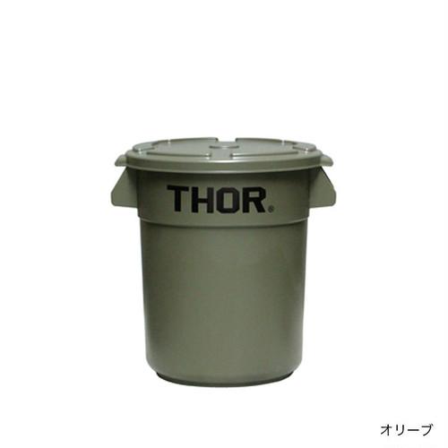 トラスト THOR ラウンドコンテナ 12L(フタ付き) trust
