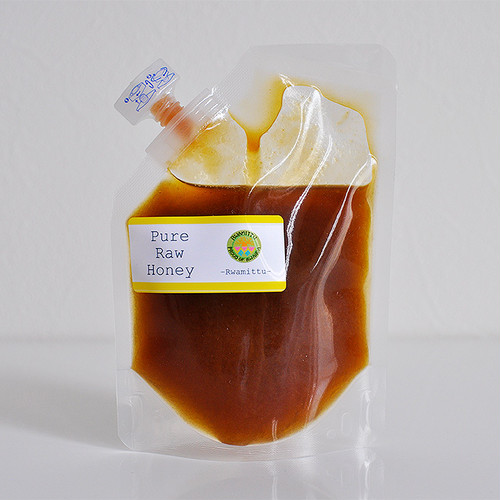 Pure Raw Honey / 120g - Rwamittu