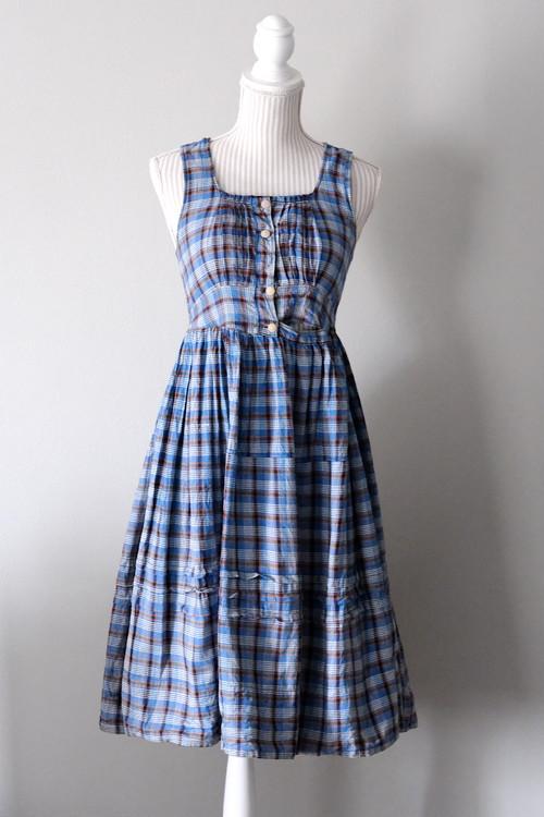 民族衣装ジャンパースカート(ヴィンテージ)