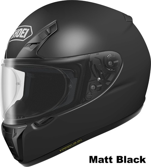SHOEI RYD Matt Black