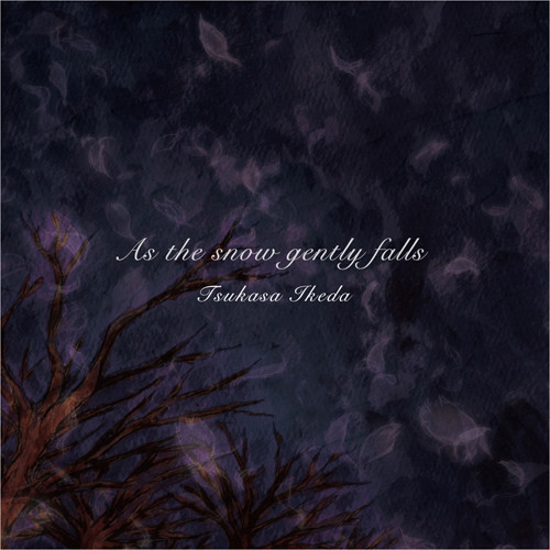 【Single】 As the snow gently falls