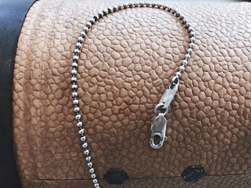 Italy 925 silver chain bracelet