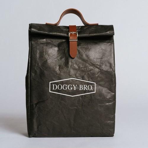 DOGGY BRO. (ドギーブロ) エコバッグ【ブラック】