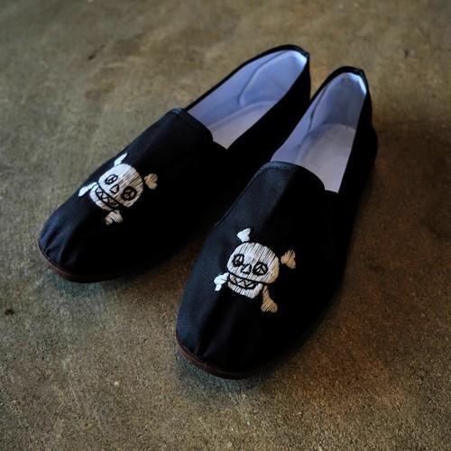 [BNB × HUE] Kung-HUE Shoes (Skull & Skull)