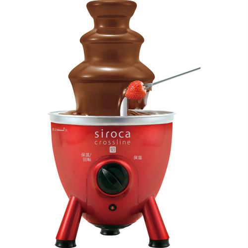 siroca チョコレートファウンテン SCT-133