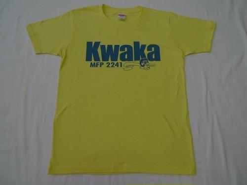 ■KWAKA MFP 2241 Tシャツ■マッドマックスマニア必着!GOOSE Tシャツ!