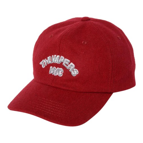CLOUD NYC WOOL CAP(RED) [TH-17AW-051]