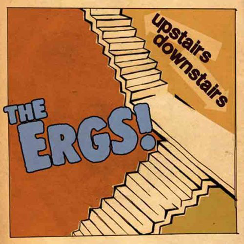 the ergs! / upstairs, downstairs cd