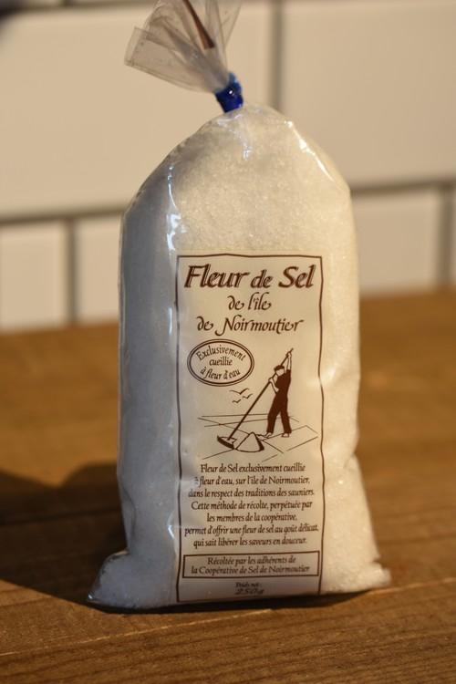 ノアムーティエ島の塩(250g)