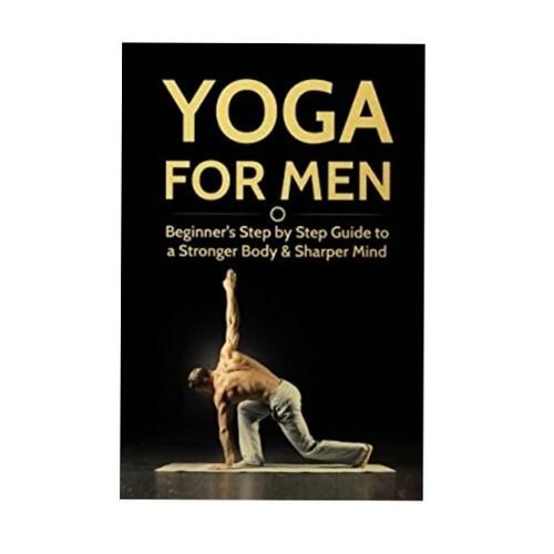 ヨガ本 yoga for MEN  男性の為のヨガ