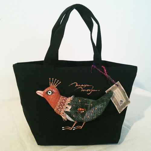 モチーフバッグ(鳥)【小】(No.008)