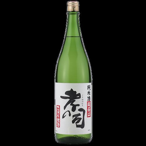 純米・特別純米|超辛口(化粧箱付き)|1.8l