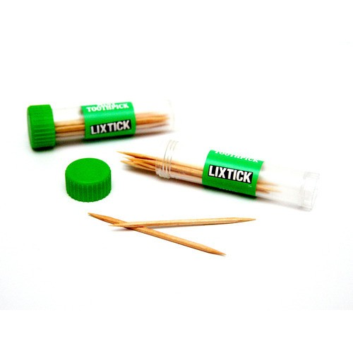 LIXTICK - MINT TOOTH PICK (1tube)
