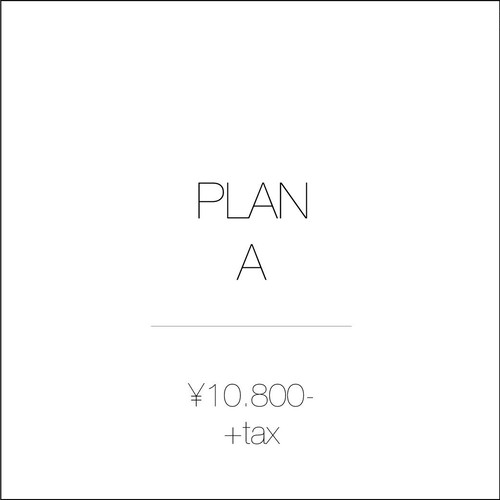 SAY HAVE - Plan A +展示会招待券
