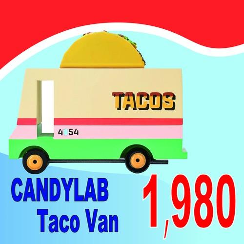 CANDYLAB / Taco Van
