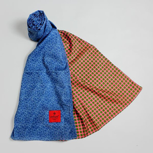 erfurt〈エルフルト〉/ スカーフ ショール【Cotton / 431100-45】