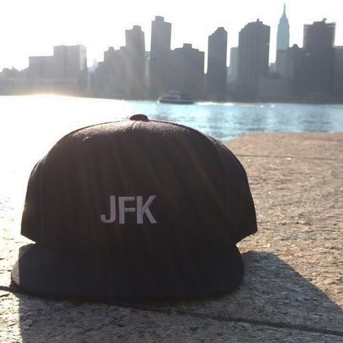 JFK SNAPBACK CAP