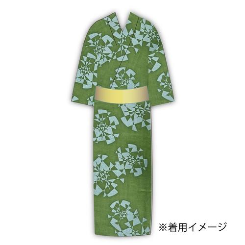 紳士用 仕立上り浴衣⑨ Lサイズ