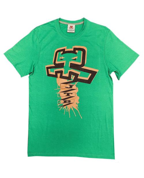 【JTB】NEW LOGO Tシャツ【グリーン】イタリアンウェア【送料無料】《M&W》