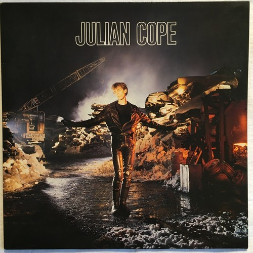 【LP・英盤】Julian Cope  ‎/  Saint Julian