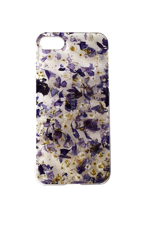 ANREALAGE / ACRYLIC FLOWER CASE for iPhone8/7 / BLUE