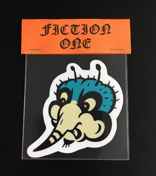 MOSQUITO BOY STICKER