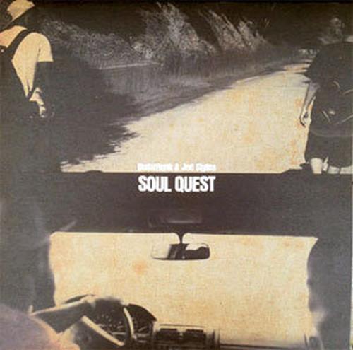 """【残りわずか/12""""】BudaMunk & Joe Styles - Soul Quest EP"""