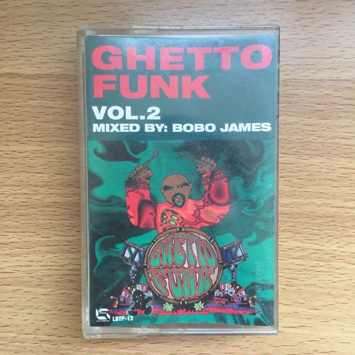 Bobo James aka Dev Large 「Ghetto Funk VOL2」