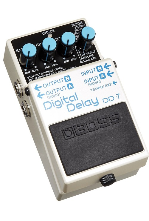 エフェクター BOSS DigitalDelay DD-3