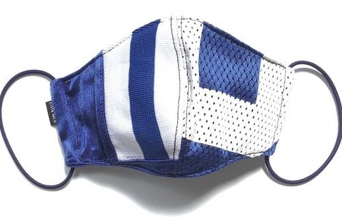 【デザイナーズマスク 吸水速乾COOLMAX使用 日本製】SPORTS MIX MASK CTMR 0930004