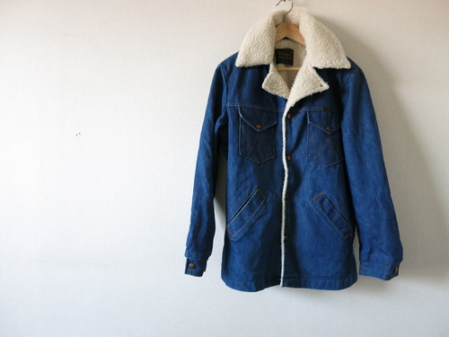 Wrangler Ranch Coat Boa Jacket