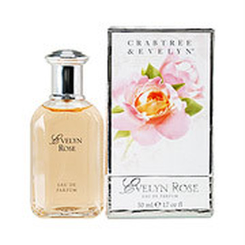 【廃盤】Crabtree&Evelyn Evelyn Rose  1ml
