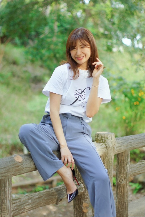 forget me notオリジナルTシャツ