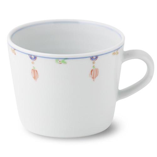 色絵タッセル ティーマグカップ