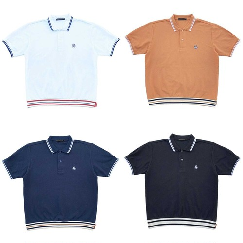 RELAXING RIBBED POLO [CT412] Original John
