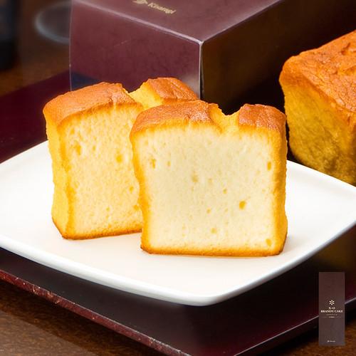 X・Oブランデーケーキ 1本