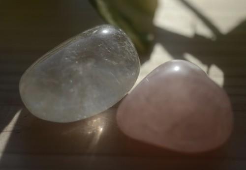 カーサクリスタル®瞑想用タンブルペア medit-0013