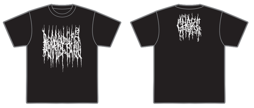 Bloody Hell T-shirts WHITE LOGO