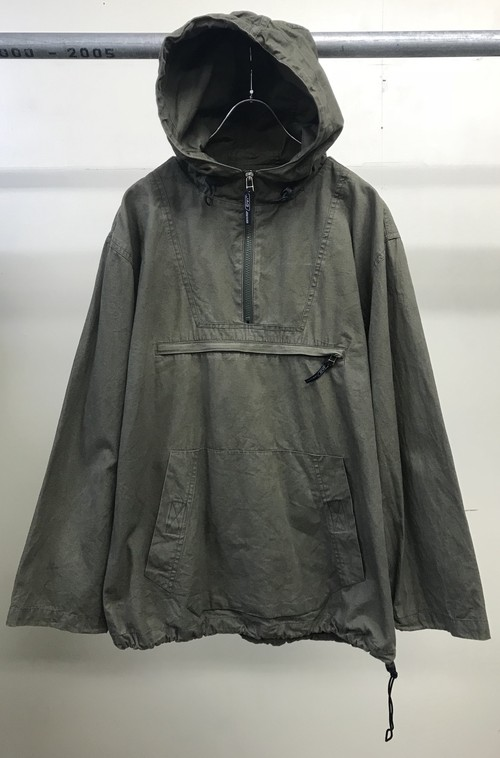 1990s COTTON ANORAK PARKA