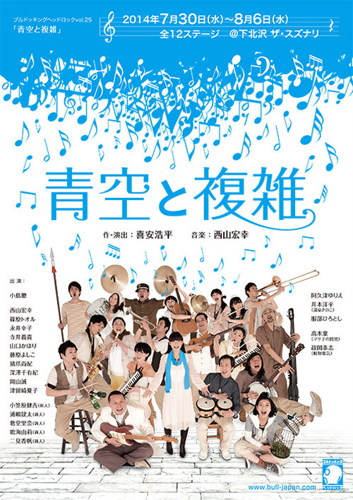 DVD『青空と複雑』
