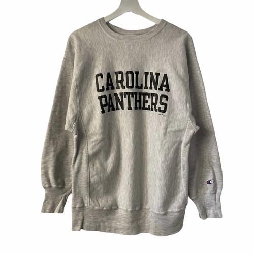 90's Champion reverse weave CAROLINA PANTHERS made in USA XL