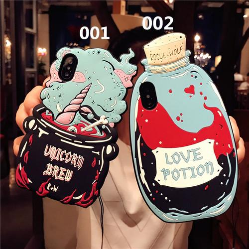 オリジナル 可愛い ボトル iphoneXケース かっこいい iphone8ケース 個性 iphone7plusカバー 男女通用 アイフォン6ケース 大人気
