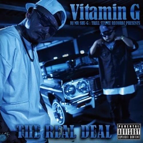 DJ MR SHU-G / VITAMIN G VOL.4-REAL DEAL-